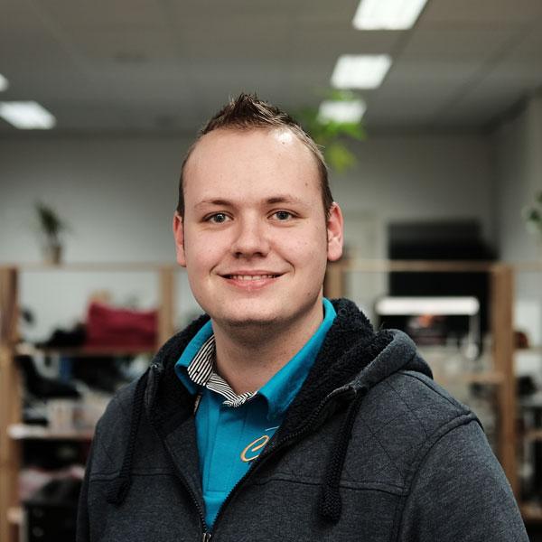 Jordy Bakker medewerker