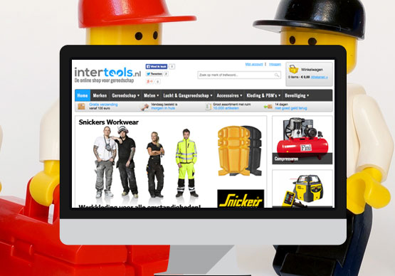 Intertools screenshot