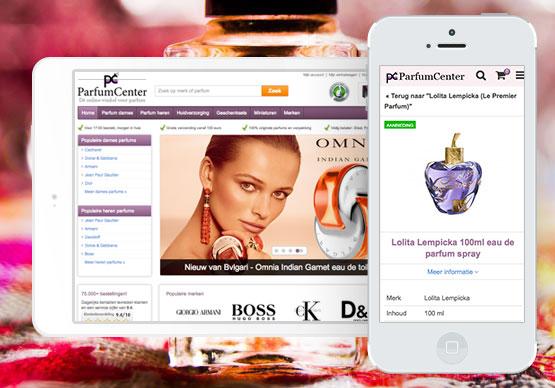 ParfumCenter screenshot